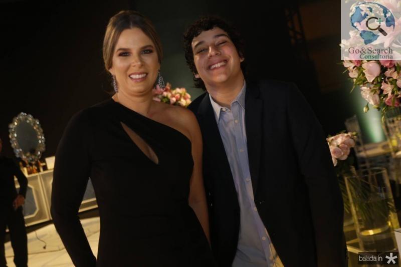 Mariana Lobo e Mario Monteiro