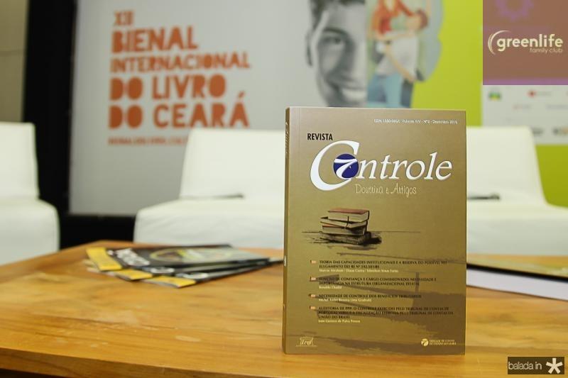 Lançamento Revista Controle do TCE