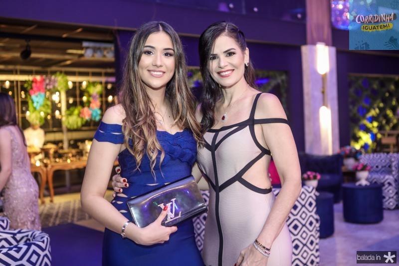Marcela e Valeria Arrais