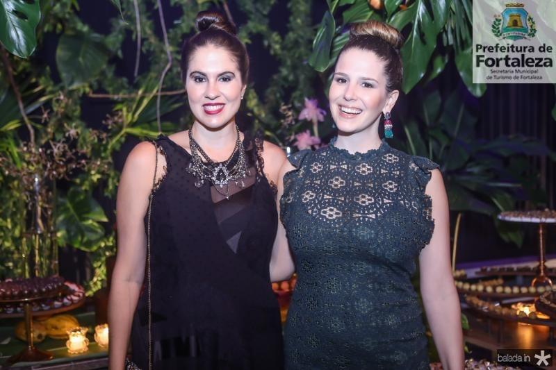 Amanda e Natalia Viana