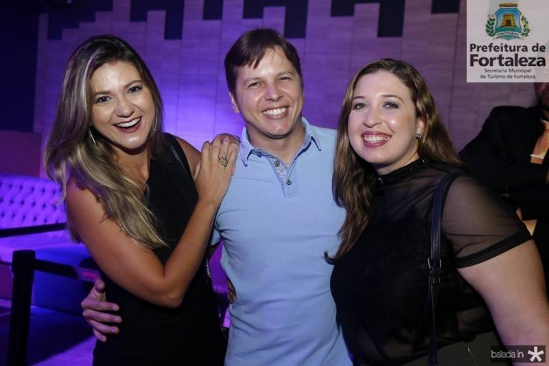 Karla Bessa, Jeferson Lima e Saile Kerbage