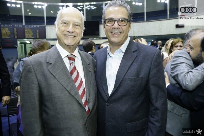 Paulo Barbosa e Vicente de Castro