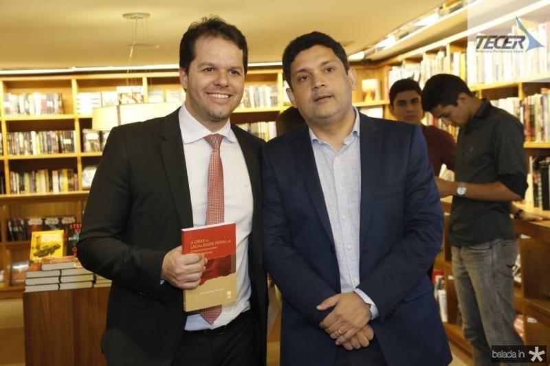 Damiao Tenorio e Bruno Queiroz