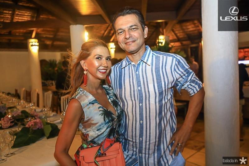 Weyne e Claudio Moreira
