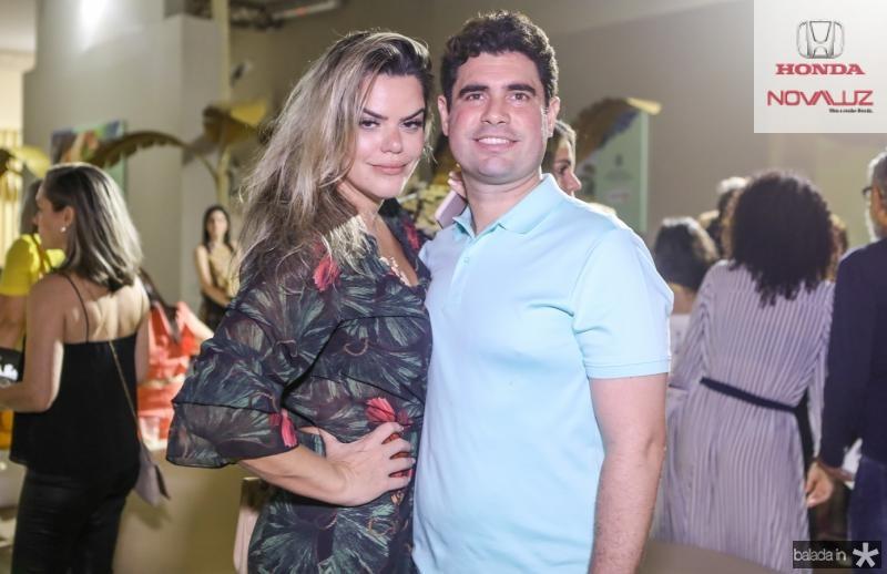 Lana e Bruno Barreira