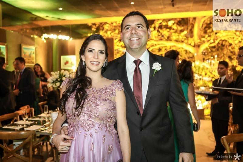 Marcidia e Ronaldo Coutinho