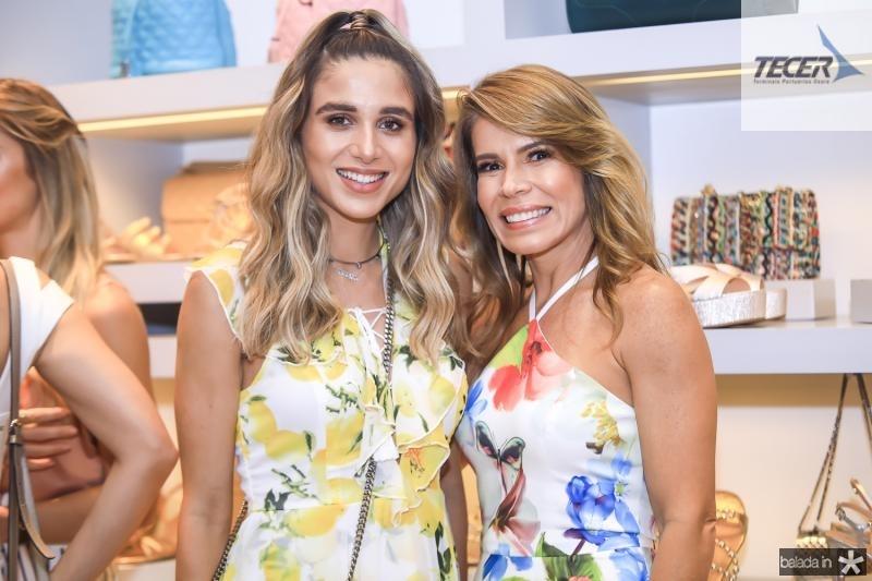 Alix Pinho e Maira Silva