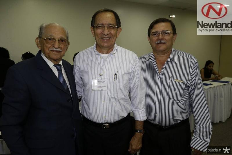 Thomaz Figueiredo, Janedson Bayma e Luiz de Gonzaga