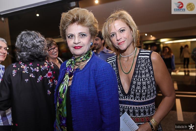 Ana Virginia e Andrea Juacaba