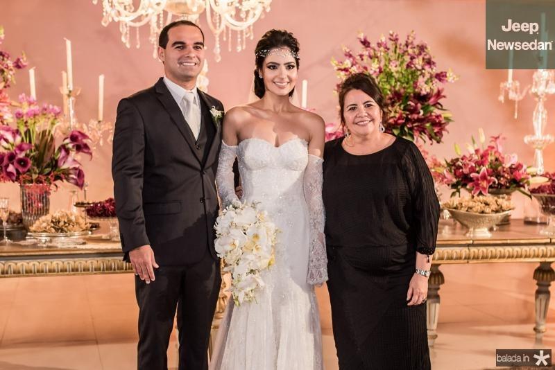 Casamento de Carolina Ary e Caio Cesar Braga (
