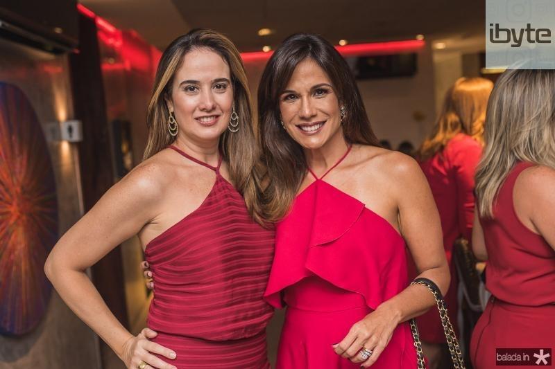 Gisele Siqueira Campos e Ana Virginia Martins