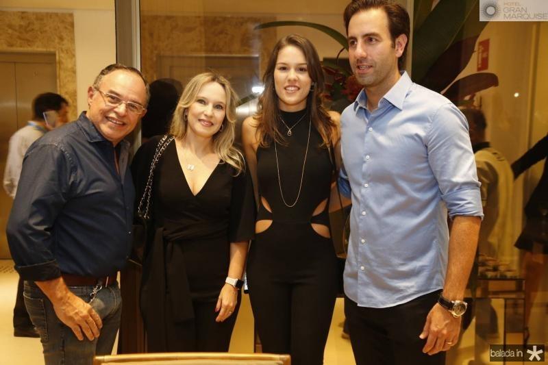 Eduardo e Leticia Leite, Dani e Vitor Frota 2