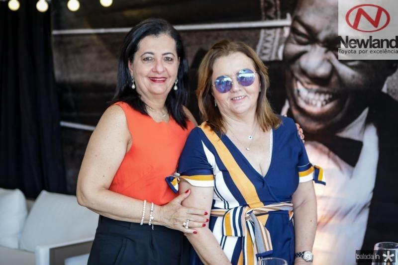 Fatima Serpa e Lucia Pires