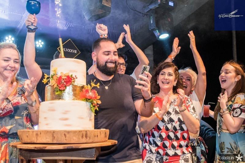 Aniversario de Luiz Victor Torres (