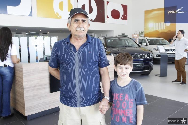 Queiroz e Gerardo Maia