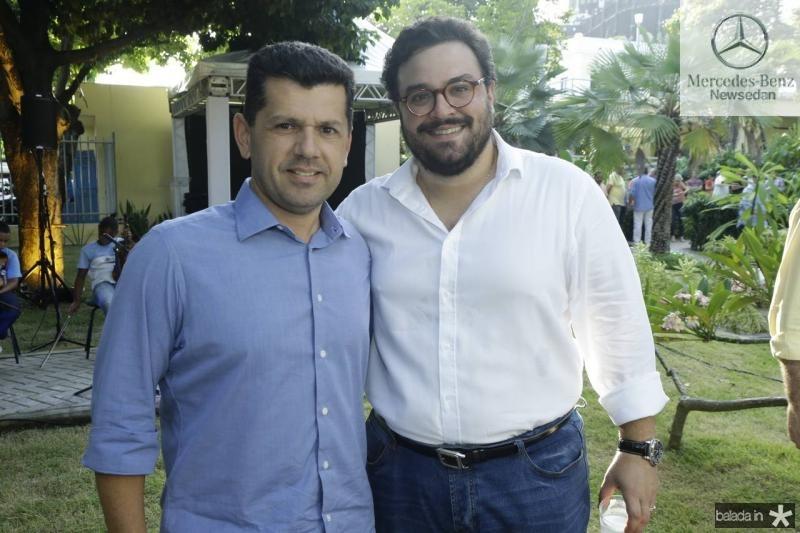 Erick Vasconcelos e Alcimor Neto
