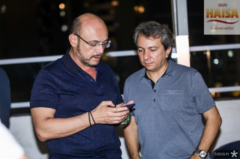 Adriano Fiuza e Tulios Freitas