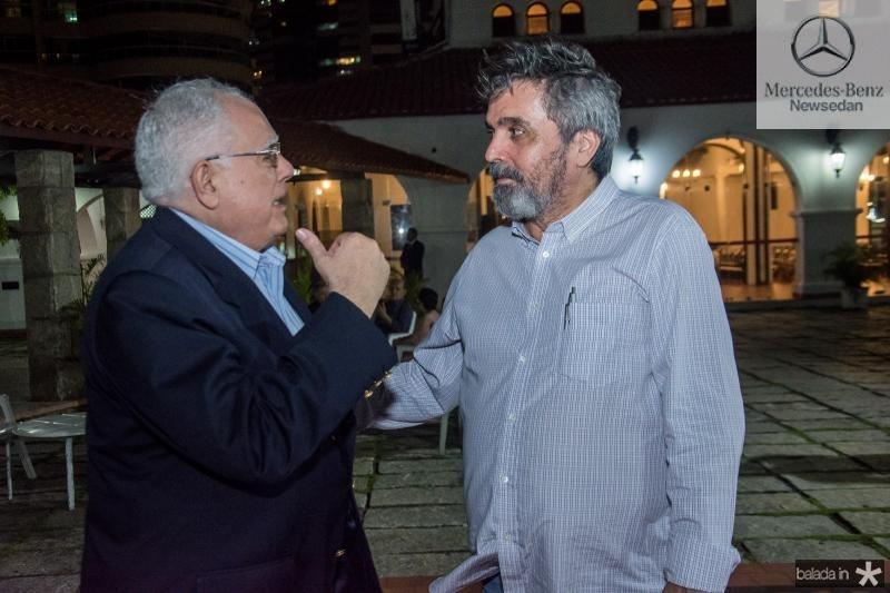 Gonzaga Mota e Totonho Laprovitera