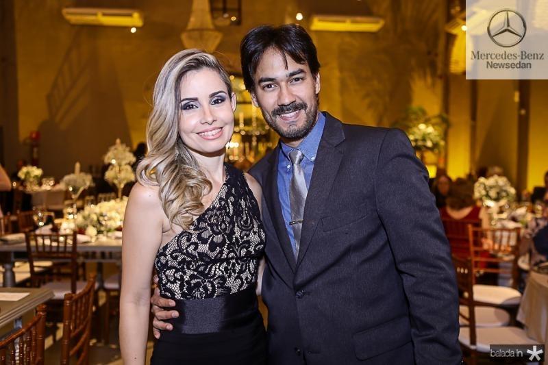 Ligia e Rafael Guimaraes