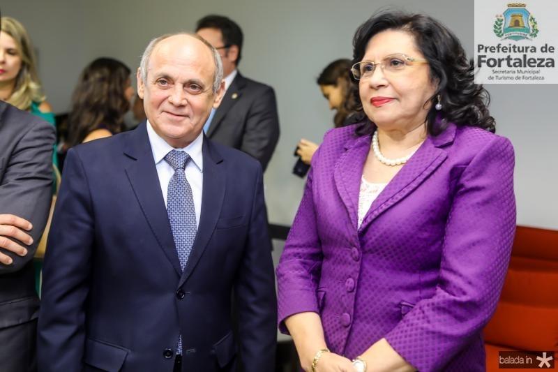 Gladyson Pontes e Nailde Pinheiro