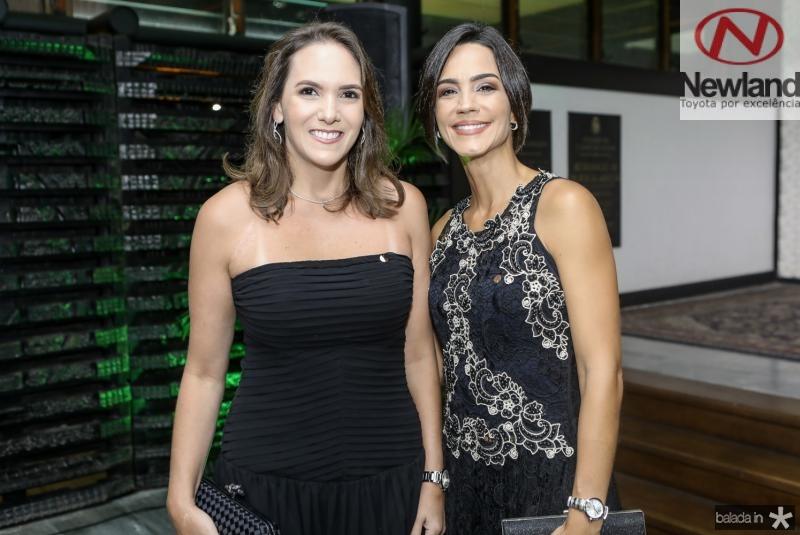 Renata e Patricia Studart
