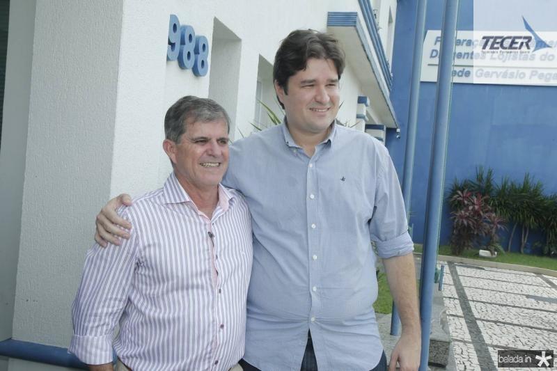Guilherme Theophilo e Fernando Torres