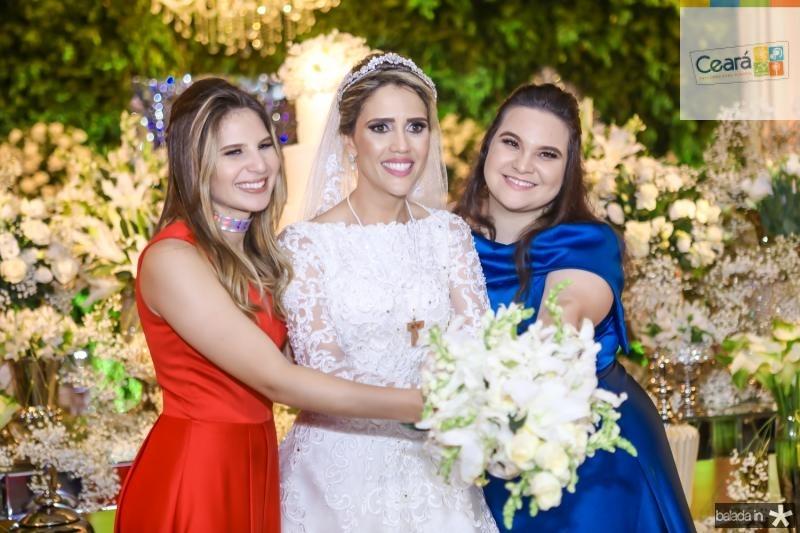 Marina Rolim, Luciana Perdigao e Natalia Lima