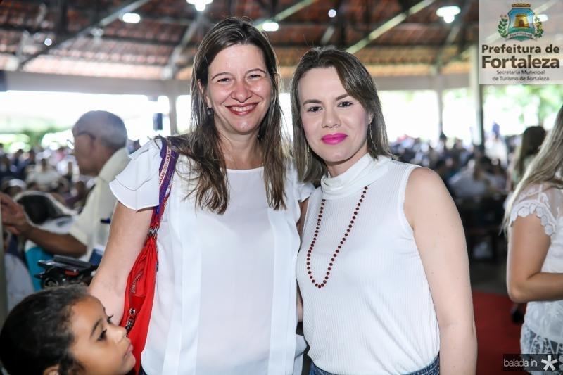 Lia Ferreira Gomes e Natercia Rios