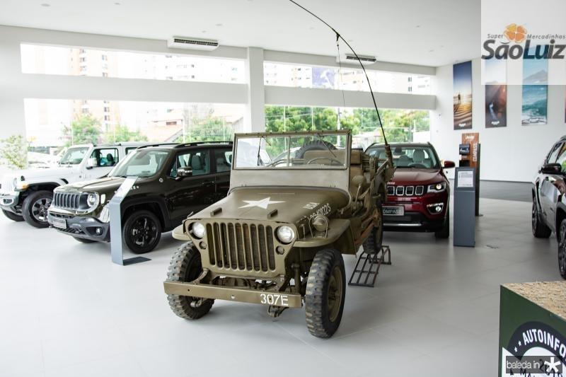 Dias das Maes na Jeep e Newsedan