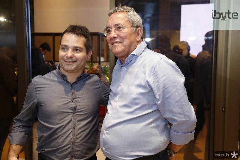 Filipe Ferreira e Ernando Carvalho