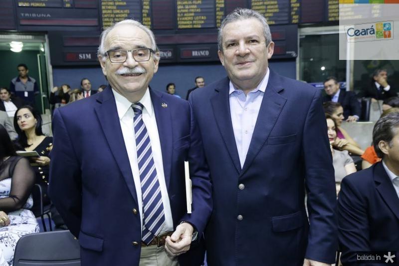 Ednilton Soarez e Jaime Cavalcante