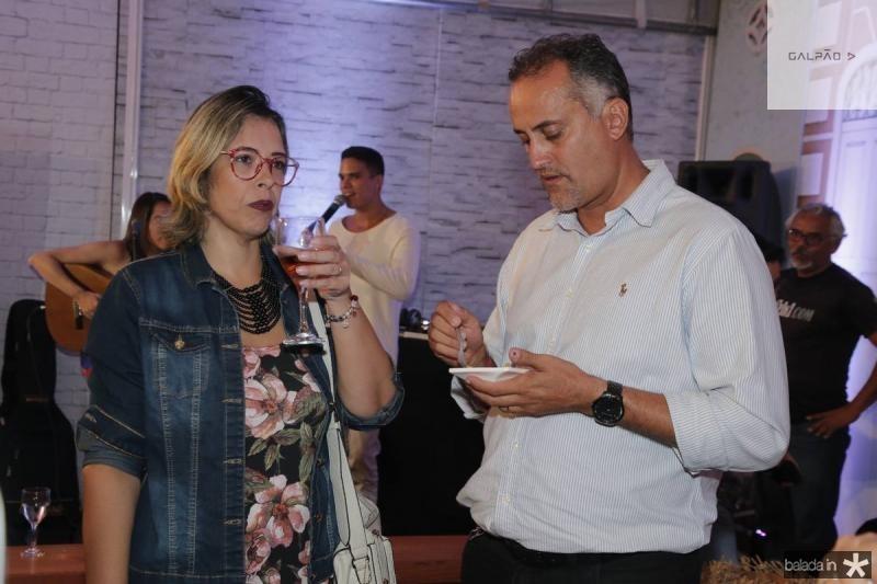 Alessandra Garcia e Paulo Henrique