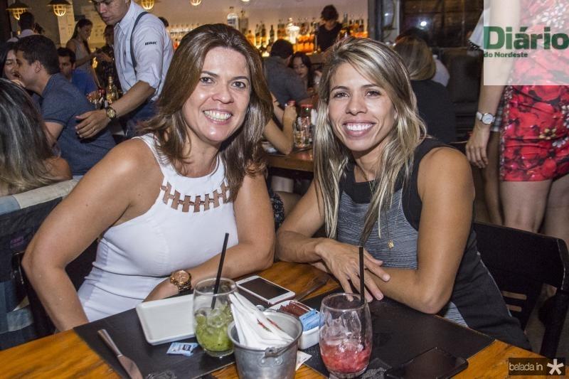 Patricia Teixeira e Aloma Silva