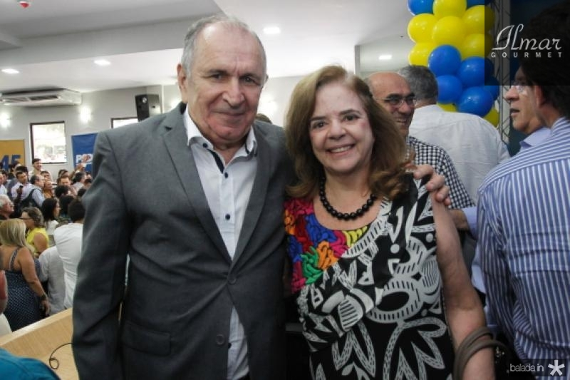 Francini Guedes e Roseane Oliveira