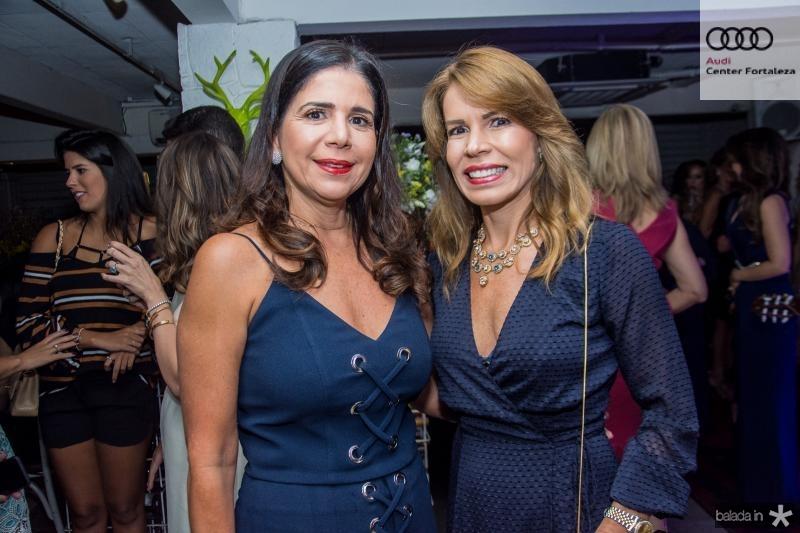 Maria Lucia Negrao e Maira Silva