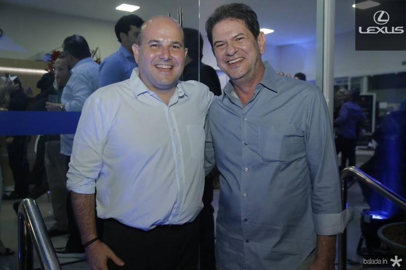 Roberto Claudio e Cid Gomes