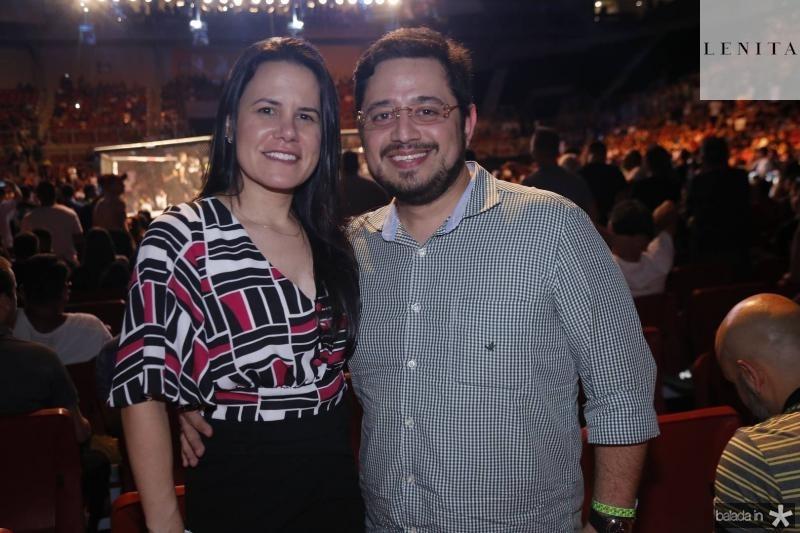 Daniela e Ricardo Valente