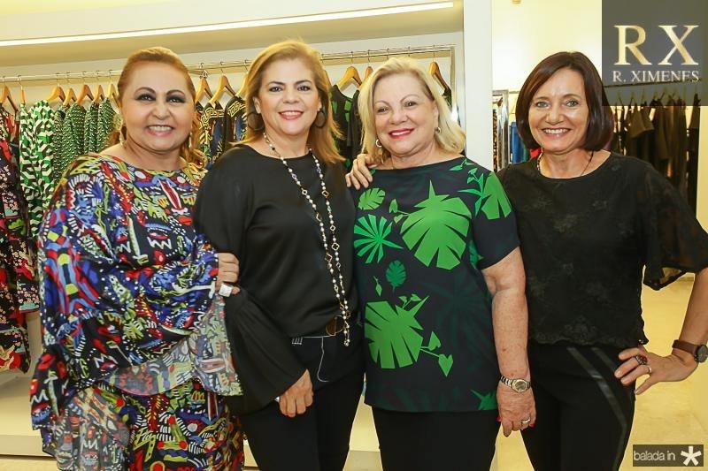 Maria Aguiar, Helena Carvalho, Fani Soares e Ines Cardoso