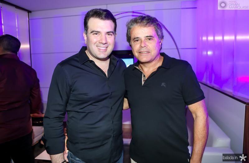 Danilo Dias e Ivan Bezerra