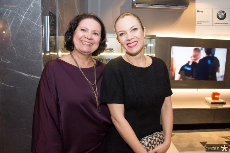 Eliana Braga e Manoela Correia