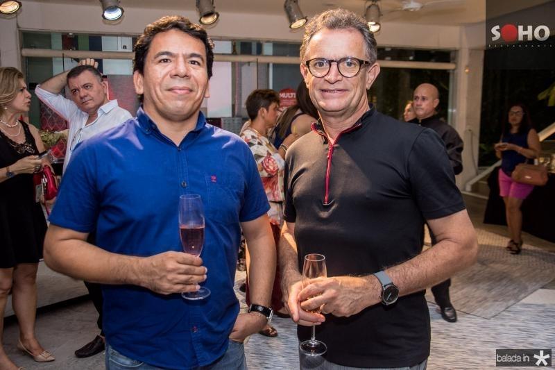 Sergio Pires e Joao Almeida