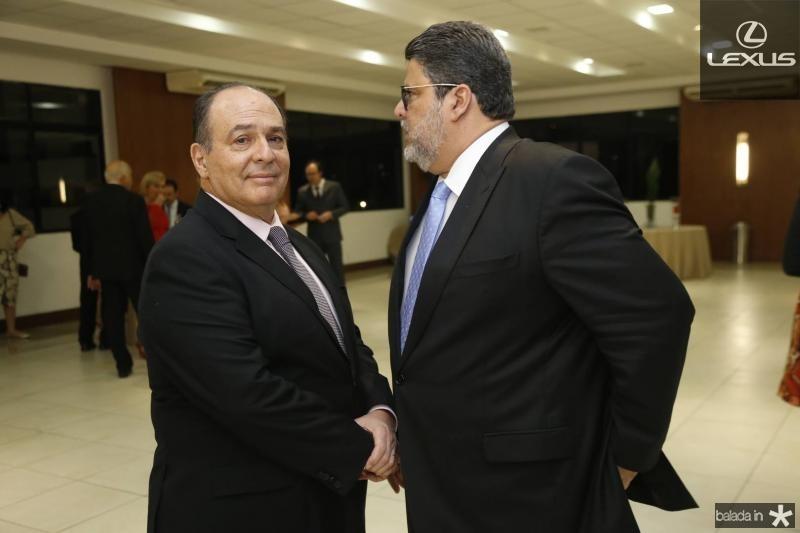 Geraldo Rocha e Colombo Cialdini