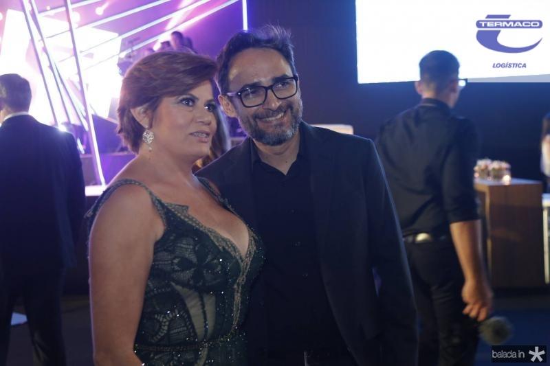 Jaqueline Freire e Ivanildo Nunes