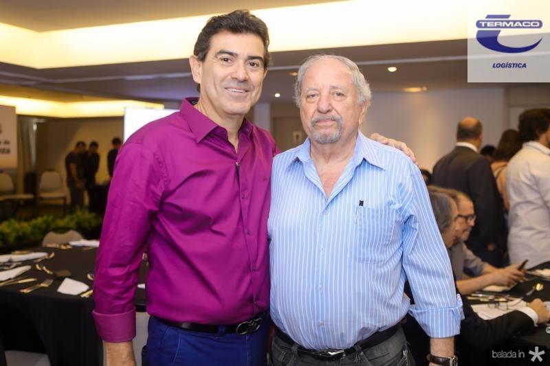 Alexandre Pereira e Roberto Smit