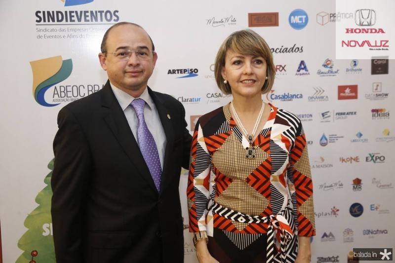 Sergio Aguiar e Circe Jane 1