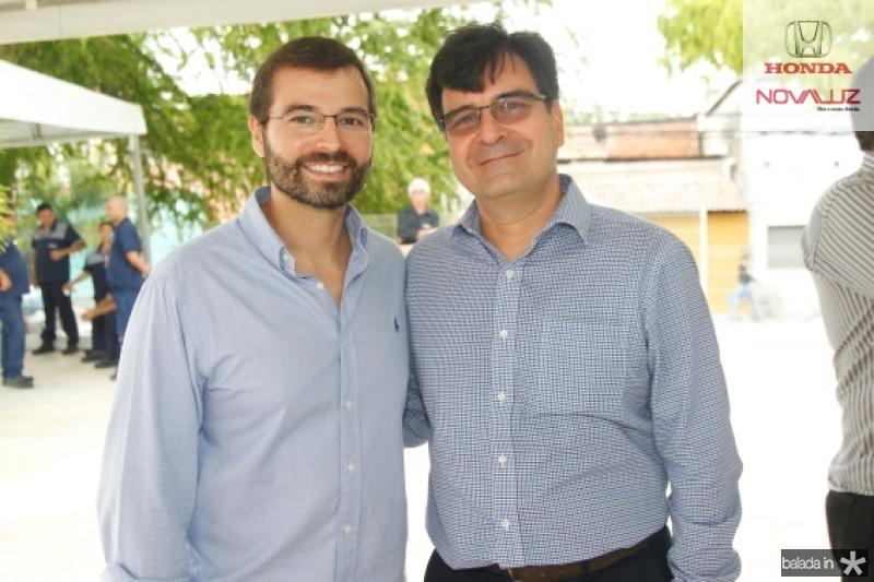 Tomaz Figueiredo e Fernando Facanha