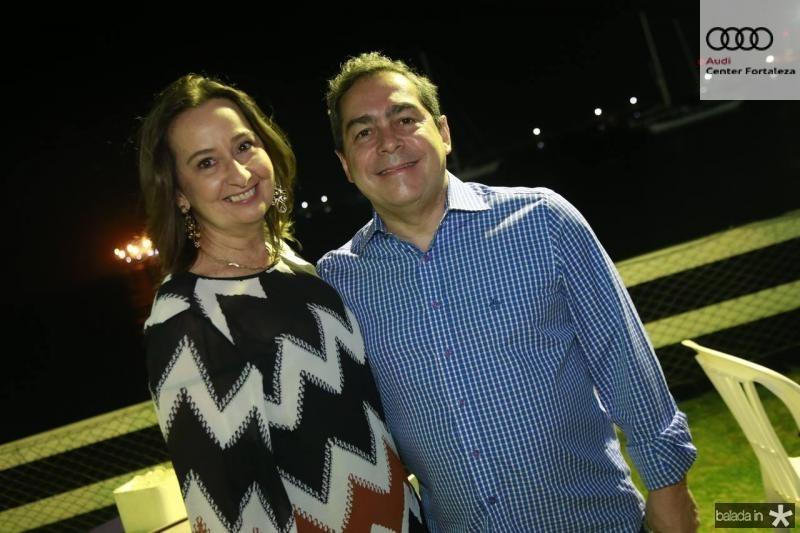 Cristiana Soares e Keki Martins
