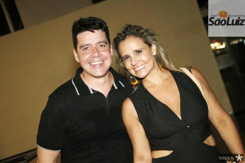 Rafael e Alessandra Bezerril