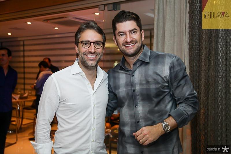 Francisco Marinho e Paulo Jose