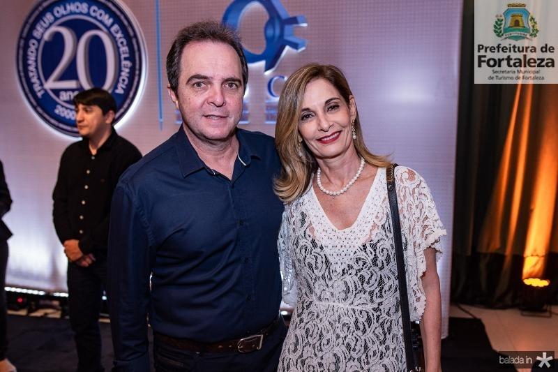 Alfredo Franco e Monica Navarro
